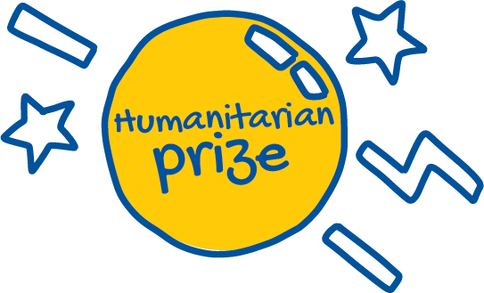 St Christopher's Hospice received the Conrad N Hilton Humanitarian Prize
