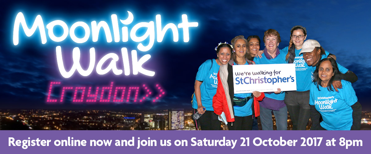Moonlight Walk Croydon