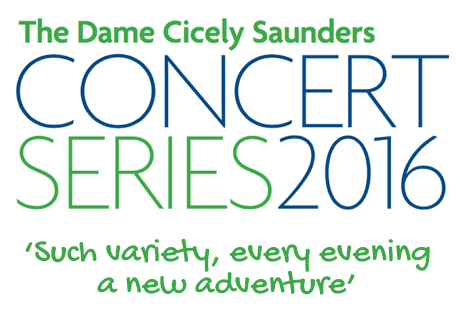 Dame Cicely Saunders Concert Series 2016