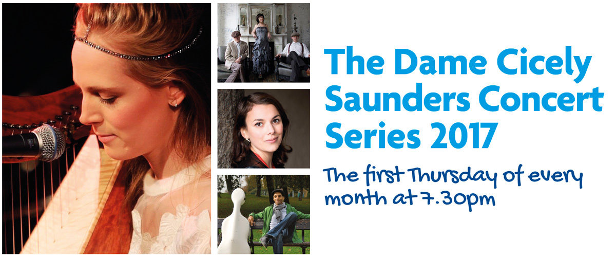 Dame Cicely Saunders Concert Series 2017