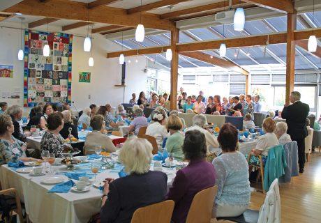 Anniversary Centre Choir Lunch