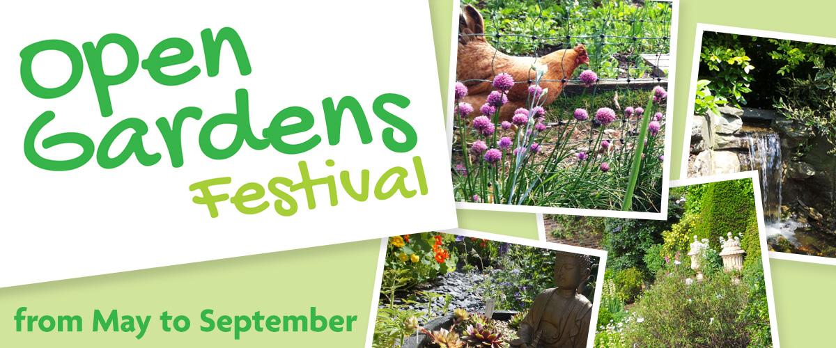 Open Gardens Festival