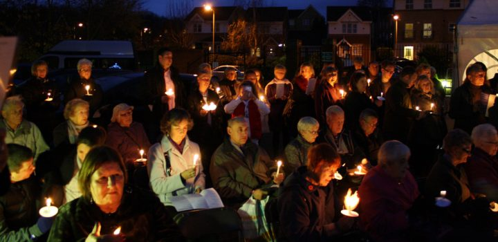Remembering with St Christopher's 2014