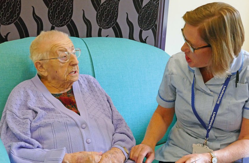 Challenging Conversations at End of Life