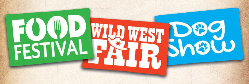 Food Festival, Wild West Fair and Dog Show