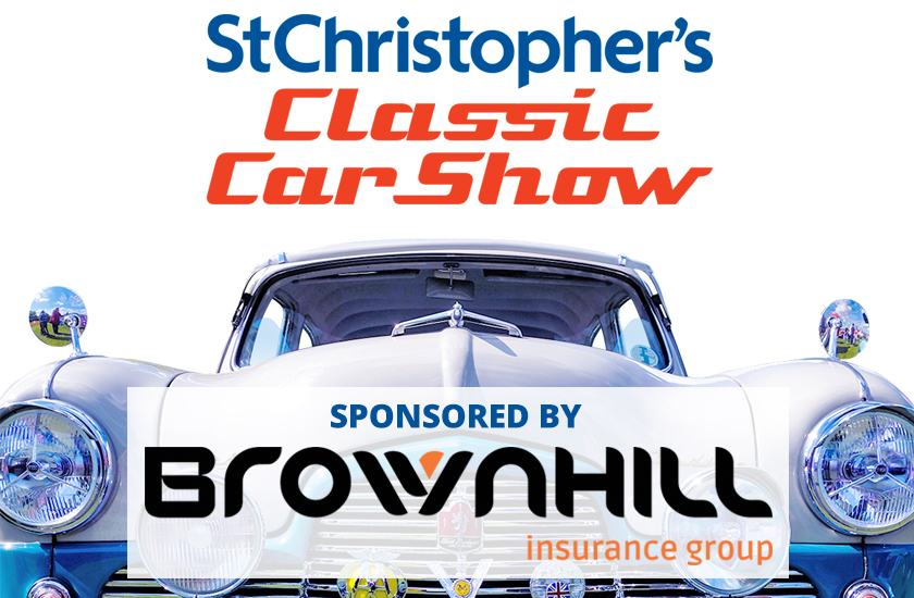 Classic Car Show sponsored by Brownhill Insurance Group