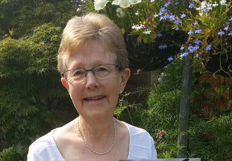 Grand Summer Raffle Winner Mrs Joy Lever