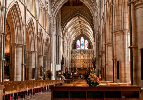 Southwark Cathedral by Michele Ursino