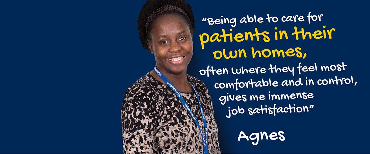 Agnes, Nurse