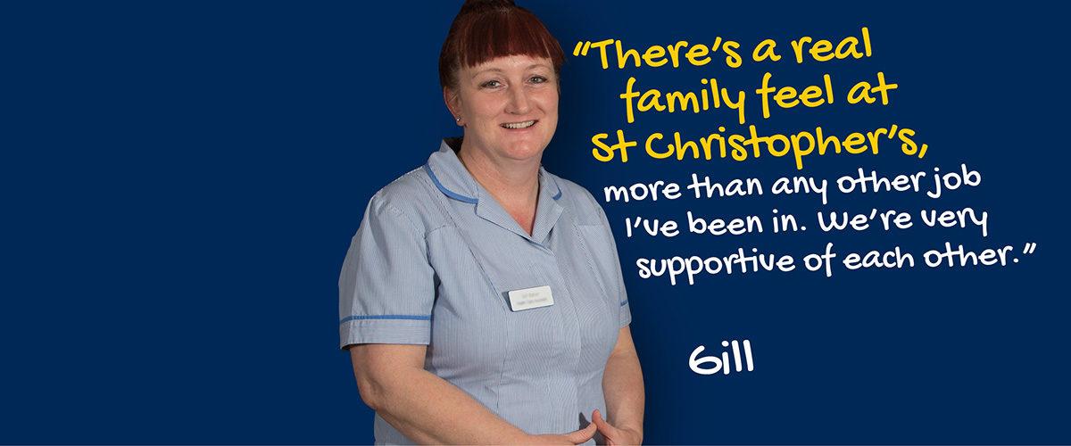 Gill, Nurse