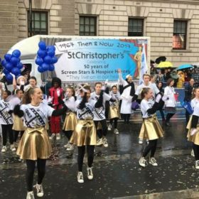New Year's Day Parade St Christopher's celebrates its 50th anniversary