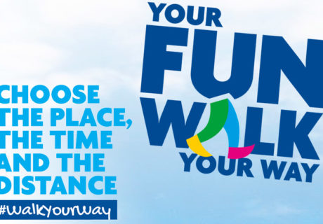 Your fun walk, your way