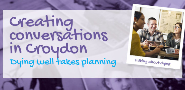 Creating Conversations in Croydon