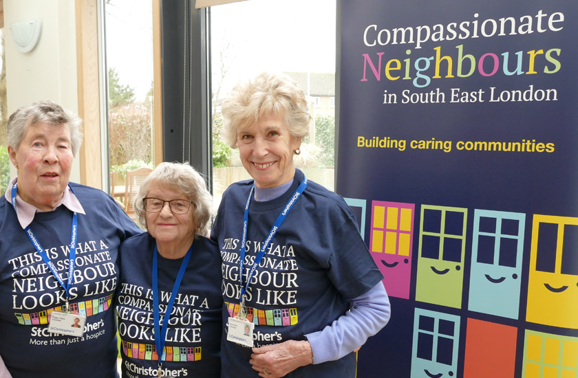 Compassionate Neighbours