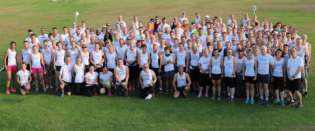 Petts Wood Runners Club