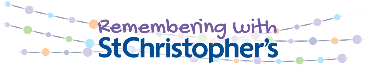 Remembering with St Christopher's