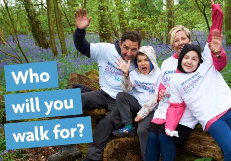 Bluebell Walk 2020