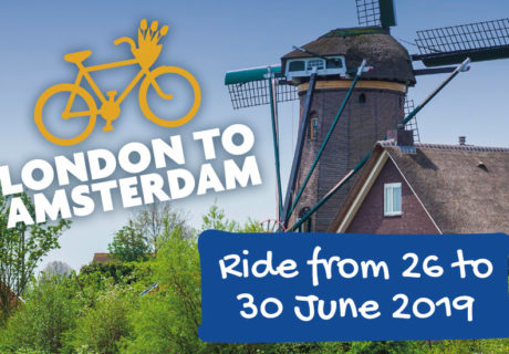 London to Amsterdam