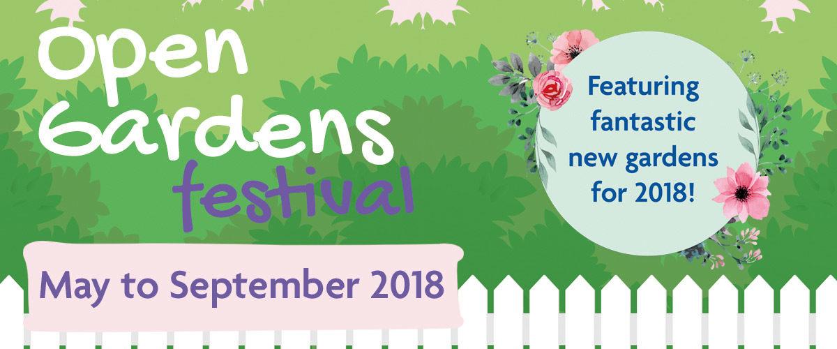 Open Gardens Festival 2018