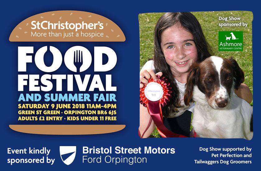 St Christopher's Food Festival