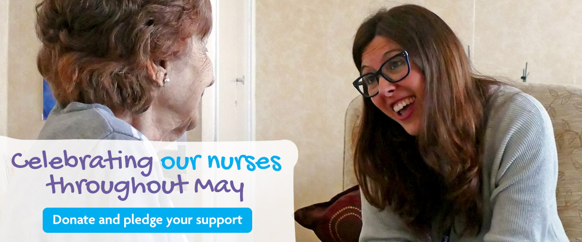 Celebrating our nurses throughout May
