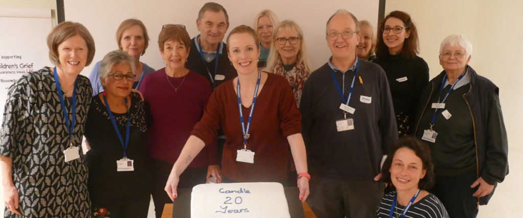 Candle celebrates its 20th birthday