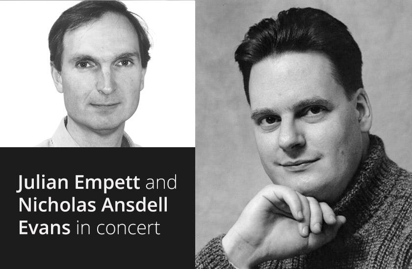 Julian Empett and Nicholas Ansdell Evans