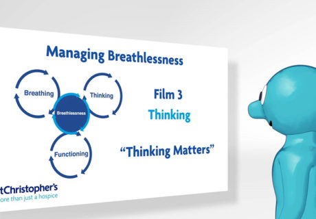 Managing breathlessness