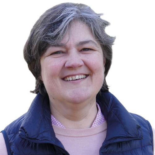 Volunteer Maria Muriel-Sanchez
