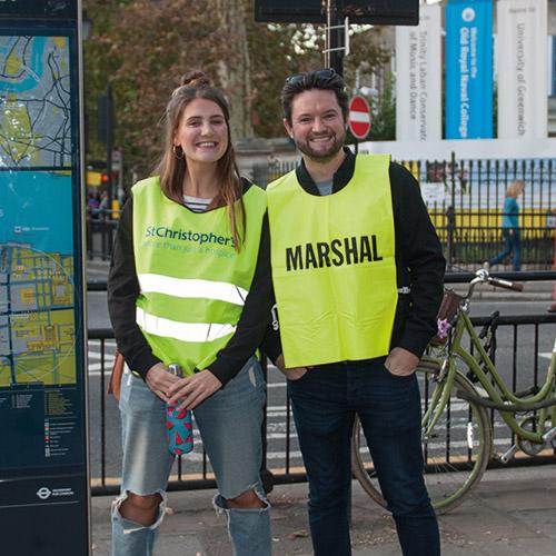 Twilight Walk volunteers