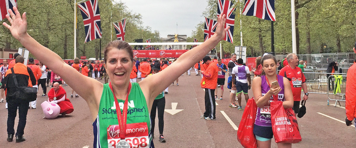 Want to run the London Marathon for us in 2020