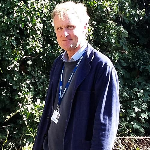 Volunteer Nick White
