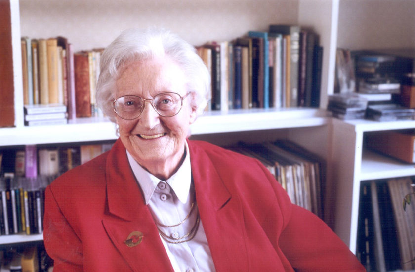 Dame Cicely Saunders credit Mary McCartney Donald
