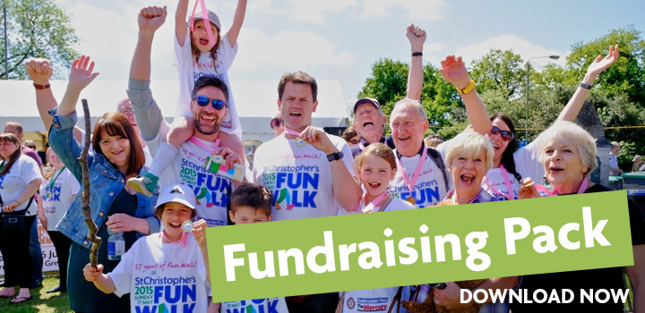 Download our fundraising pack