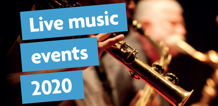 Live music events