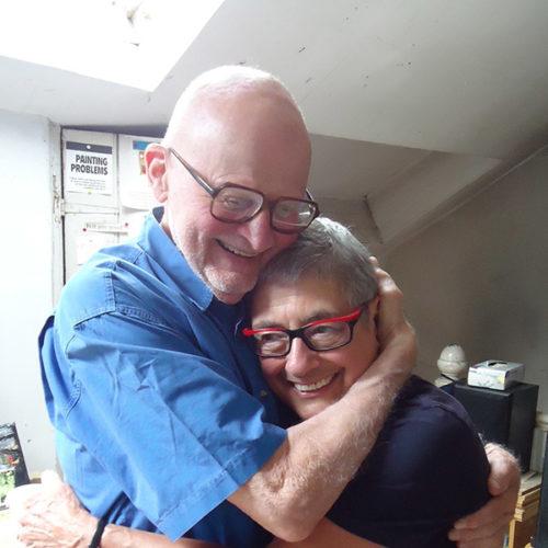 Julie and Klaus