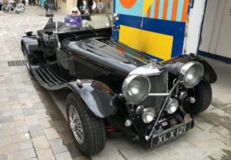 CVG Classic Car Show