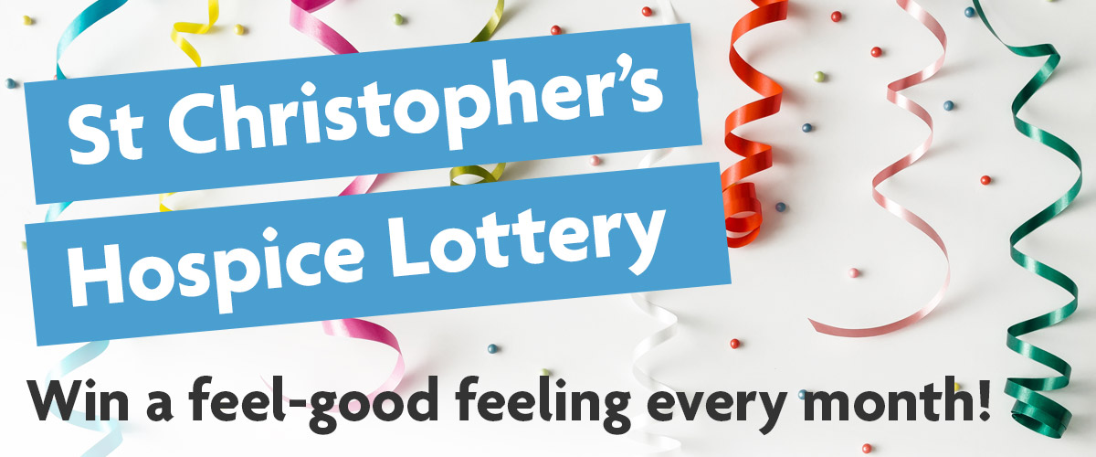 St Christopher's Hospice Lottery