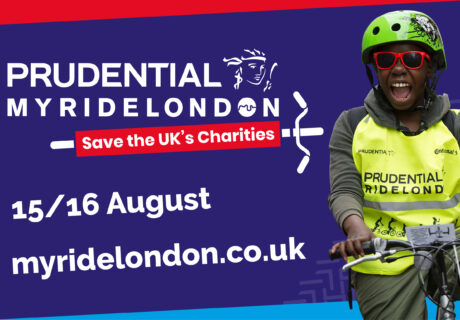 Prudentail My Ride London Email Banner x
