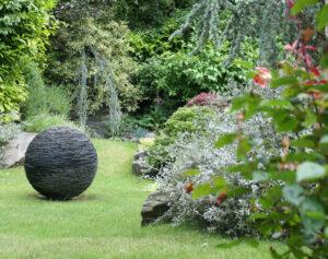 Virtual Open Gardens Dulwich Village one o five JG