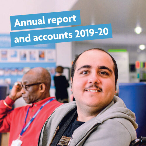 Annual Report and Accounts 2019/2020