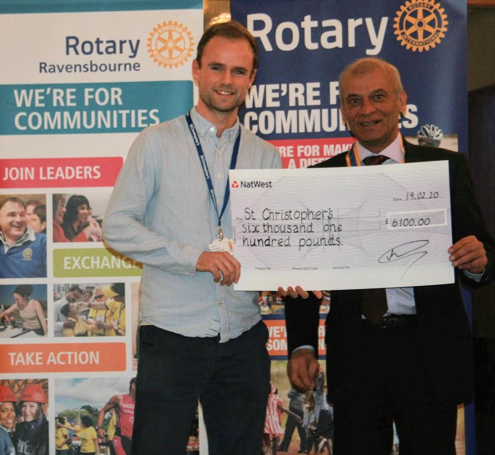 Ravensbourne Rotary February