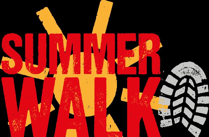 London Summer Walk Logo