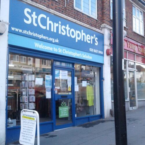 selsdon shop front