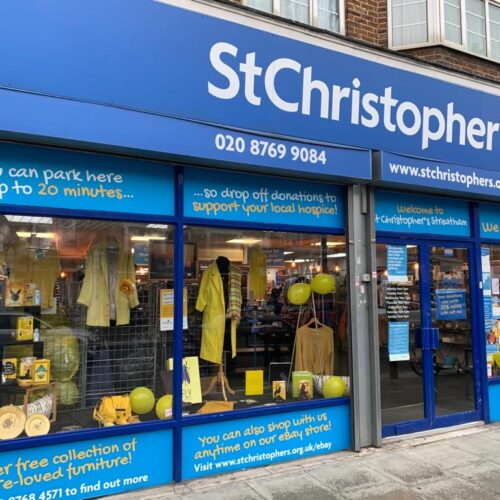 streatham shop front