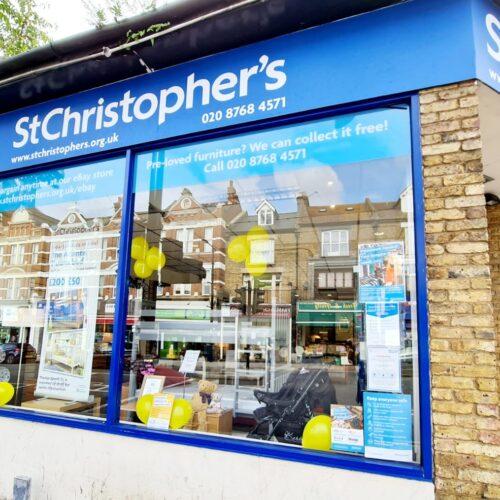 sydenham pop up shop front