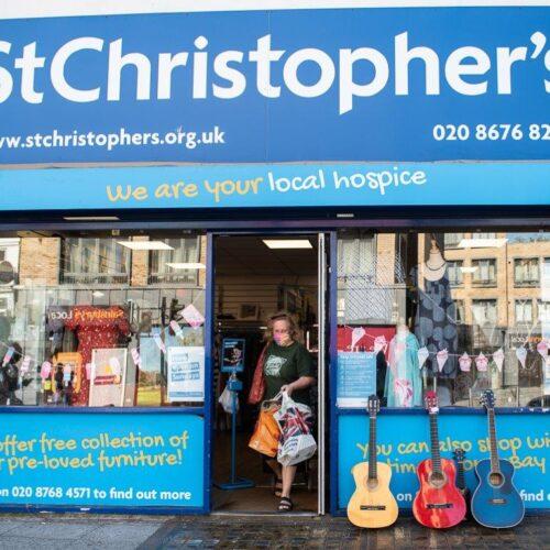 sydenham shop front Shop of