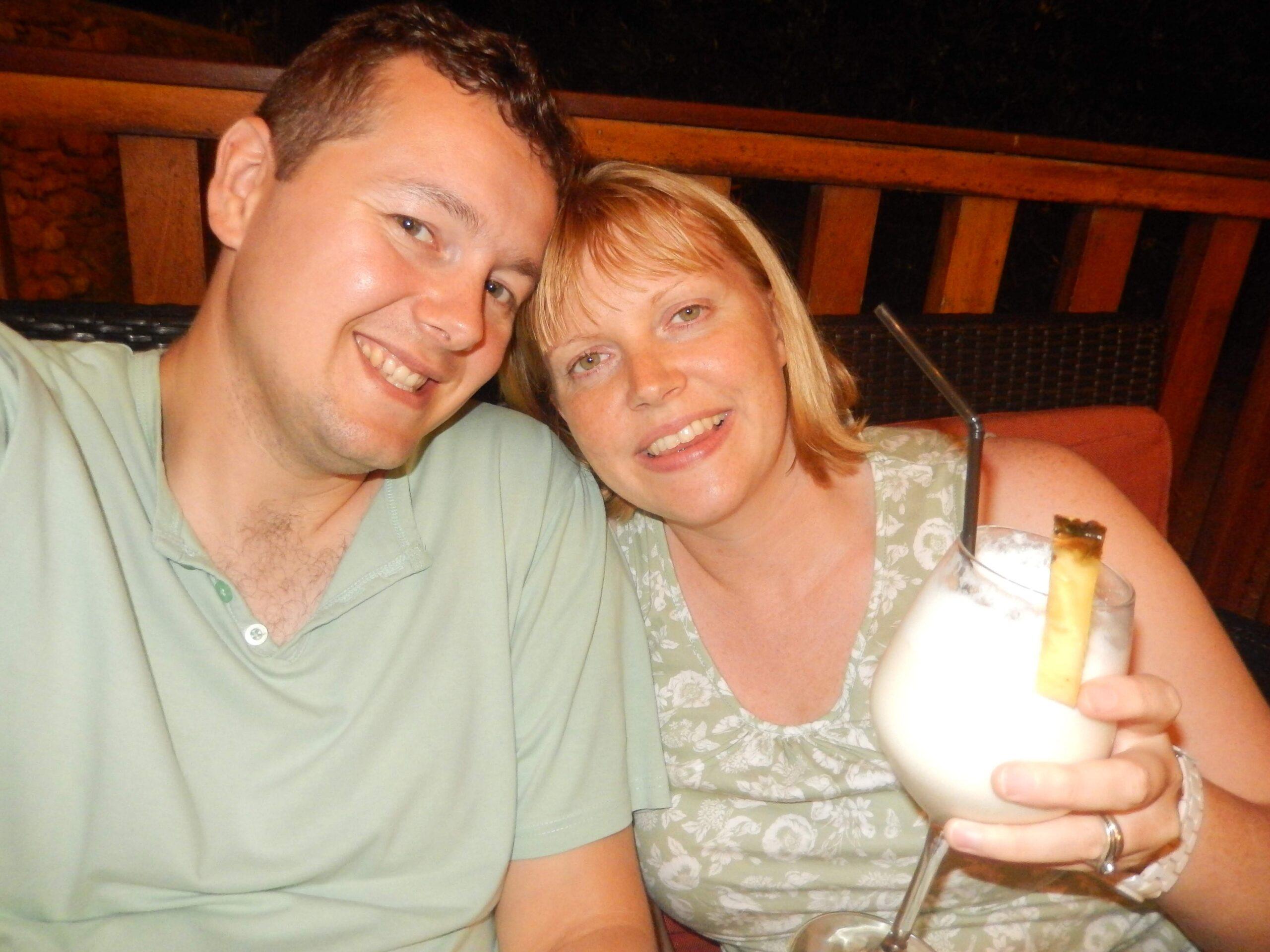 Ben and Sarah Malta