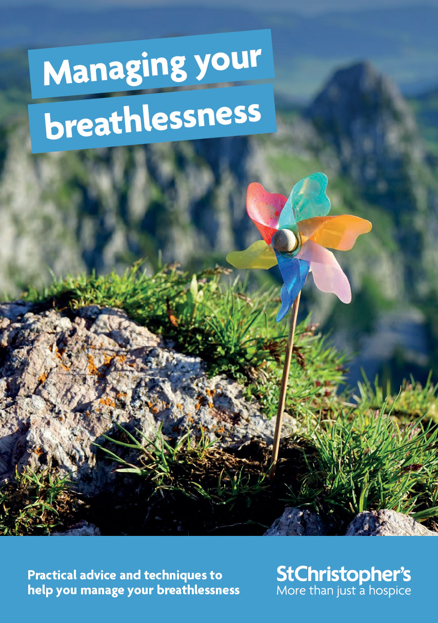 StChris Managing your breathlessness booklet