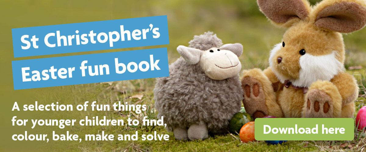 Easter Fun Book